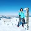 女ひとり、初の単独冬山登山デビューしました!!!in伊吹山