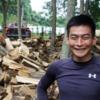 #軽井沢に家を建ててみる ⑨庭に生えている木と付き合っていく