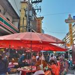 「カート・ルアン(ワロロット市場)Warorot Market」~チェンマイ市民に親しまれている最大のマーケット!!