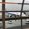 全席シートモニター付きのエアバスA321neoで高知へ(ANA NH567便 JA131A)