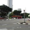 【エスプラネードドライブ】シンガポール/ラッフルズプレイス