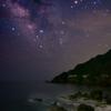 海岸線上の銀河と高感度ノイズ