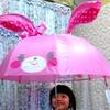 【サンリオキャラクター】「ぼんぼんりぼん」の耳付き傘が超かわいい~ハローキティ、マイメロディなど多数ありブレイクしそう