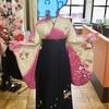 東大卒業式のための袴を見てきました(^o^)全10パターン試着したよ〜👘