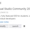 Visual Studio 2017 を日本語でインストールした後で English に変更する方法(UE4の文字化け嫌だしー)