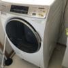 洗濯機下にかさ上げ台を設置…一人でできるもの?