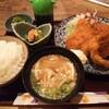 【ランチ】海鮮が美味しい山盛り定食【まる福】