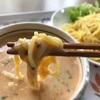 超簡単で美味しい!麻婆豆乳のつけ麺♪