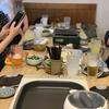 BBQ in 朝日町