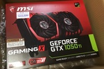 『MSI GeForce GTX 1050 Ti Gaming X 4G』購入