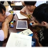 活用事例:三鷹市立第一小学校 総合的な学習の時間 (6年 )