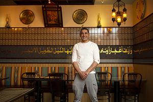 揺るぎない母国・シリアの味で邁進。広尾『アラビアレストラン ゼノビア』
