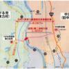 青森県 中泊町中里~車力間を結ぶ五所川原車力線(津軽令和大橋)が全線開通
