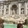 何度でも行きたいローマ トレビの泉、スペイン広場