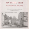 Jean Lorrain『MA PETITE VILLE―SOUVENIRS DE PÉRONNE』(ジャン・ロラン『私の小さな町―ペロンヌの思い出』)