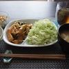 しょうが焼き用味付き肉と行者にんにくで作る簡単豚キムチ(´▽`)