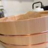 東屋さんで三合の寿司桶を買いました