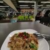 ビッグC焼き飯ワーク。タイの焼き飯はウマいなぁ。