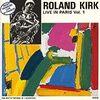 ●三文日記●2020/1/9 ~【音楽レビュー】ローランド・カーク/ライブ・イン・パリ 1970 Vol.1