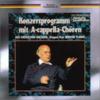 Der Kreuzchor Dresden『Konzertprogramm mit A-cappella-Chören』