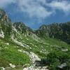 夏の思い出:2005年。長野県)木曽駒ヶ岳、千畳敷カール。