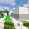 【マイクラ】村人用アパートを作る【砂漠の村をリメイクするよ 9】