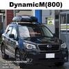 THULE DyanamicM(800)取り付け事例ページを製作公開