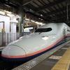 引退間近のE4系を乗り納め?する 日本海撮り鉄遠征⑯