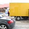 ロゴ無しトラックで・・・・杉島ブログです。
