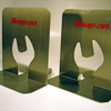 Snap-on Bookends