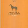 クラシック馬の追及 競走馬の血統パターン