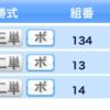 競艇賭けた児島競艇1R.2R