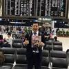 水曜 anan「歩く、台湾」特集見て、木曜 行くって決めて、金曜 航空券取って、土曜 台湾に行ってみた。