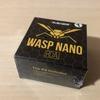 シンプルデザイン。Oumier 『Wasp Nano RDA』トランスルーセント版