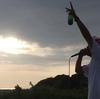太陽と海と音楽と  あわのネ@白浜フラワーパーク SENJU FRESH