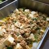 鶏麻婆豆腐