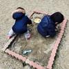 理想的な庭造り〜砂場編〜
