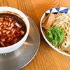 【静岡ラーメン】島田市金谷の「めん奏心」で「紅の辛つけ麺」