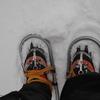 【登山】ワカン~ふかふかの雪上では大活躍です~