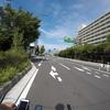 GoProをハンドルバーにつけずに自転車車載動画を撮影してみた