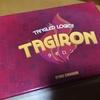 【2人でも楽しい! ボードゲーム】タギロン(TAGIRON)プレイした感想! たぎるぞ~