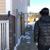 カナダ旅48日目 2軒目の家に到着