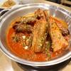 【麻浦】釜ご飯と食べるスケトウダラの甘辛煮込み@고래식당/コレシッタン
