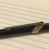 7/29更新:ボールペンとリフィルのカスタマイズ