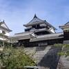 松山城から大三島を経て角島大橋へ