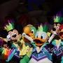 ディズニーランドでやっているショー「レッツパーティグラ」を見てきた!