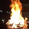 燃える命のろくろ地獄/日本三奇祭 吉田の火祭り