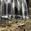 【旅ログ】【達沢不動滝】猪苗代方面にあるド迫力でオススメの滝