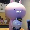 うさまる POP UP STORE 東京駅。