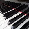ホールでピアノの弾き比べ